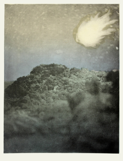 """The Meteor was Seen"""