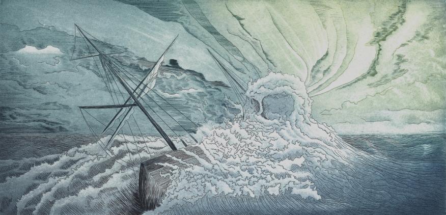 """Beneath the Waves"""